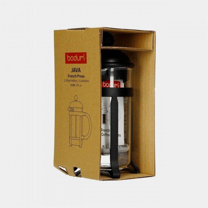 Bodum JAVA Coffee Maker 0.35ℓ Black