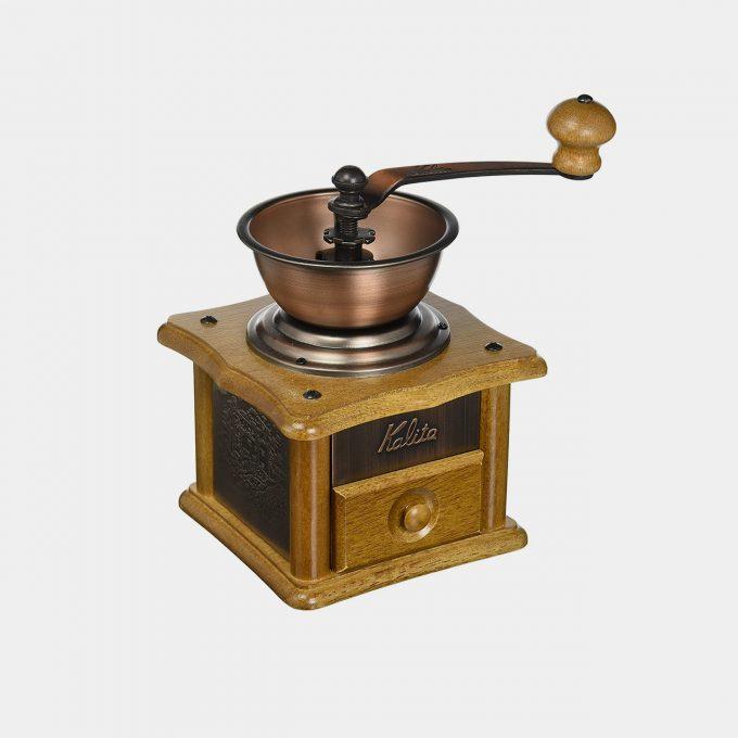 Kalita AC-1 Coffee Mill Copper Plate