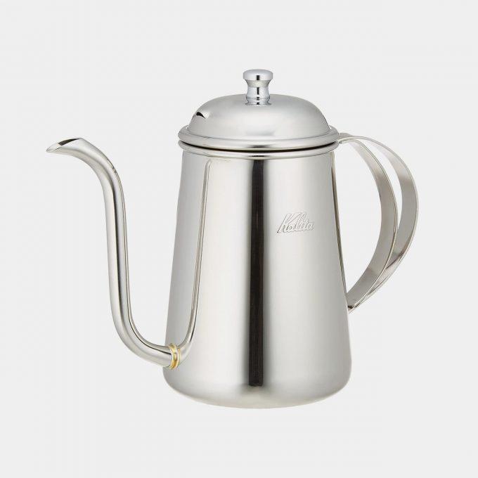 Kalita Stainless Thin-Spout Pot 0.7ℓ